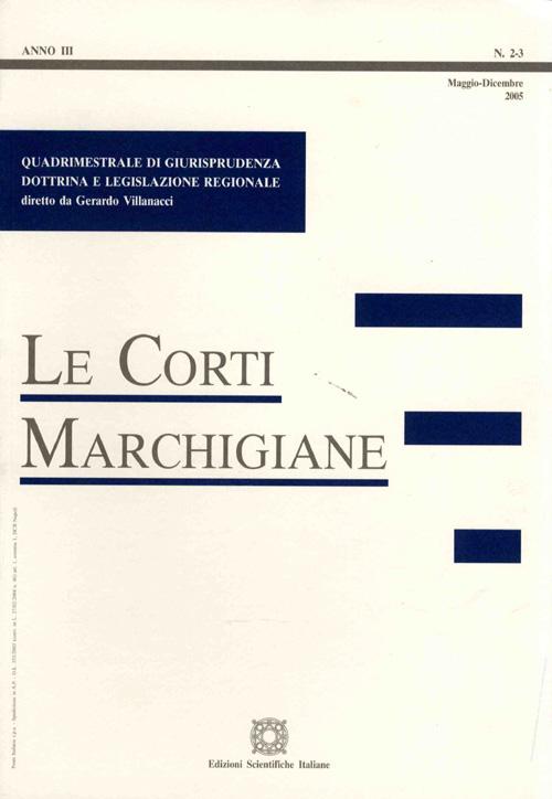 Le Corti Marchigiane