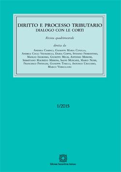 Diritto e processo tributario