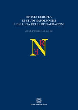 Rivista europea di Studi Napoleonici e dell'età delle restaurazioni