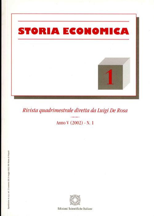 Storia Economica 2002