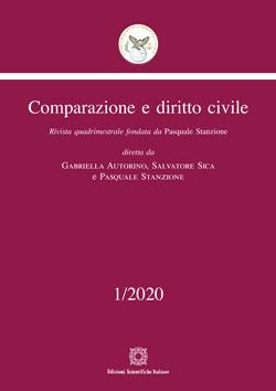 Comparazione e diritto civile 2020