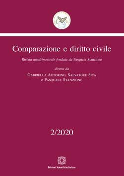 Comparazione e diritto civile 2/20