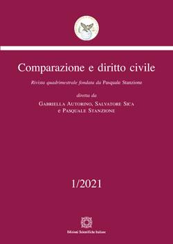 Comparazione e diritto civile 2021